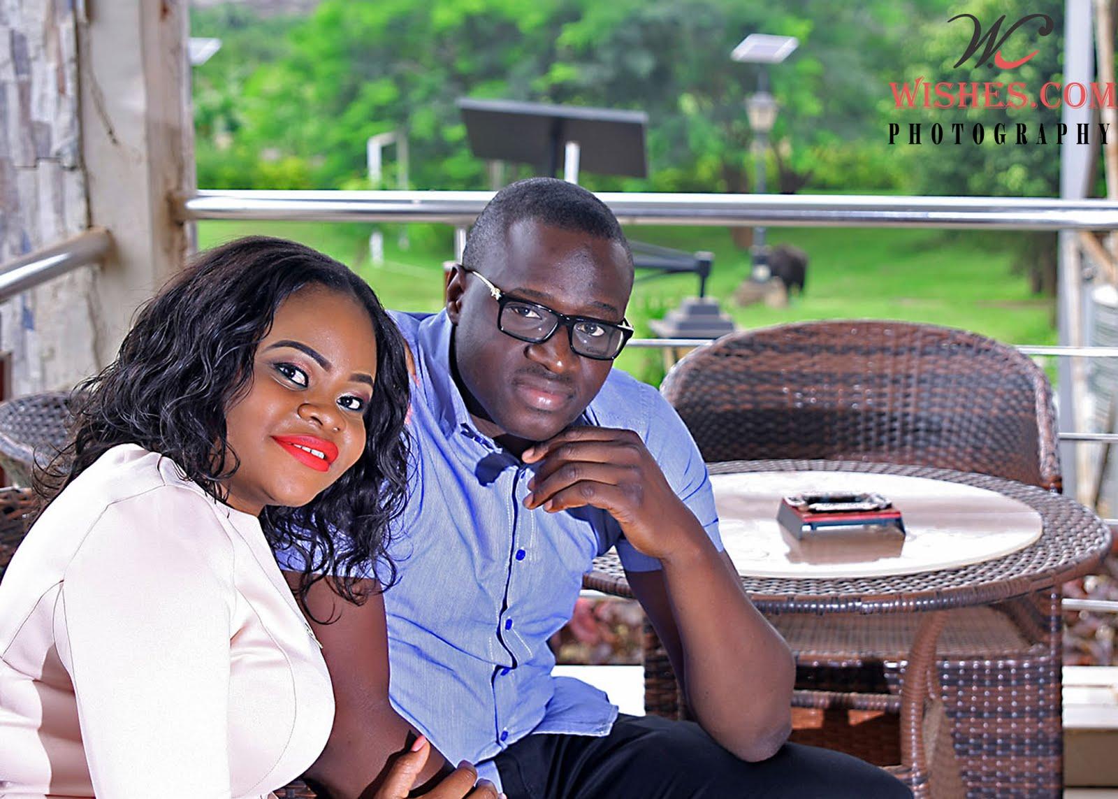 Gbenga & Ronke (lovely couple)
