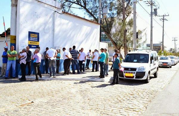 Em Cabo Frio IPEM vistoria táxis até sábado