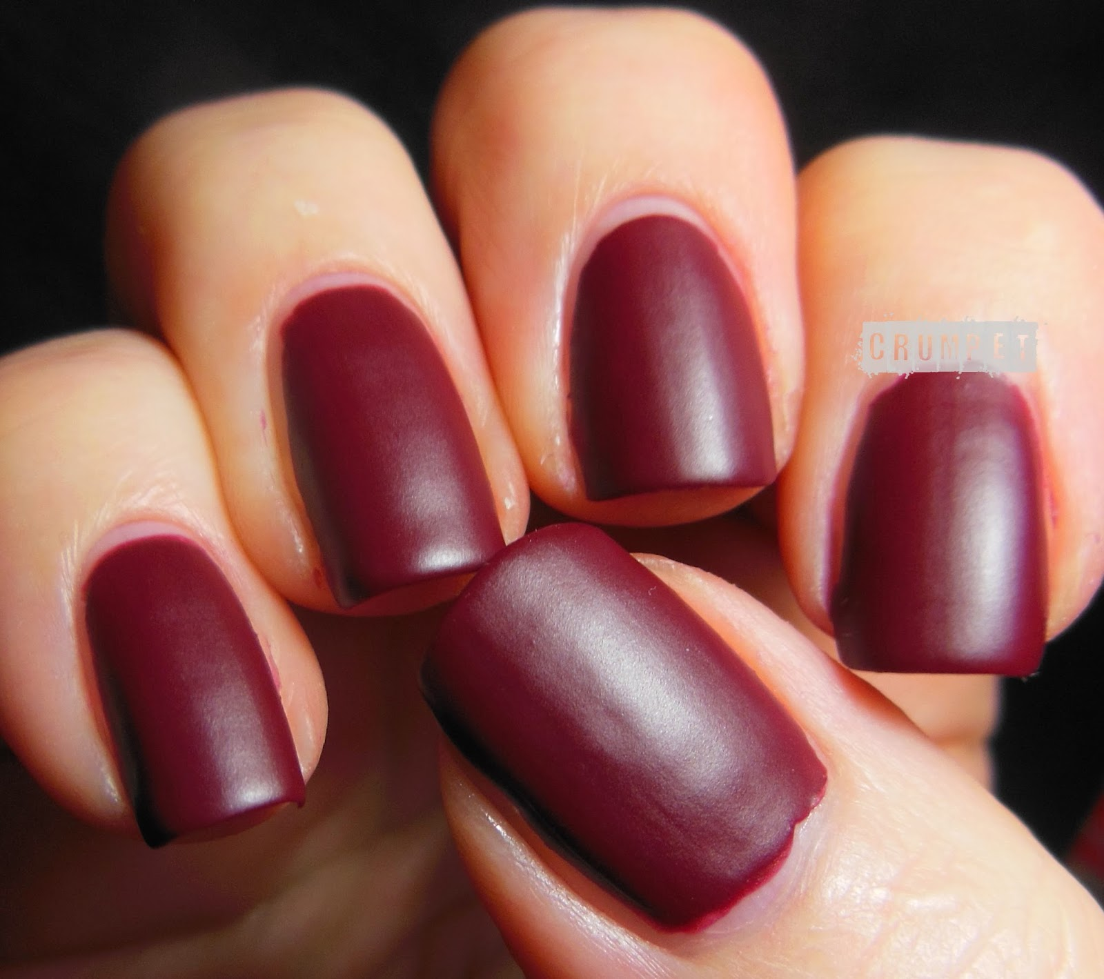 How to paint nails matte – Great photo blog about manicure 2017