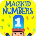 Magikid Numbers App iTunes App Icon Logo By Magikid - FreeApps.ws