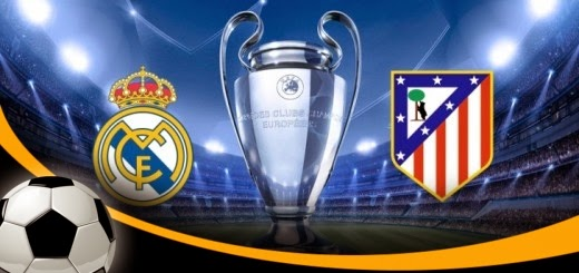Prediksi Leg 2 Perempat Final Liga Champions 2015 Real Madrid vs Atletico Madrid