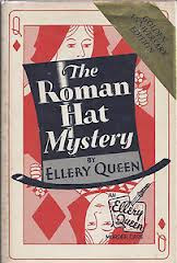 image: THE ROMAN HAT MYSTERY - Mystery Reviews
