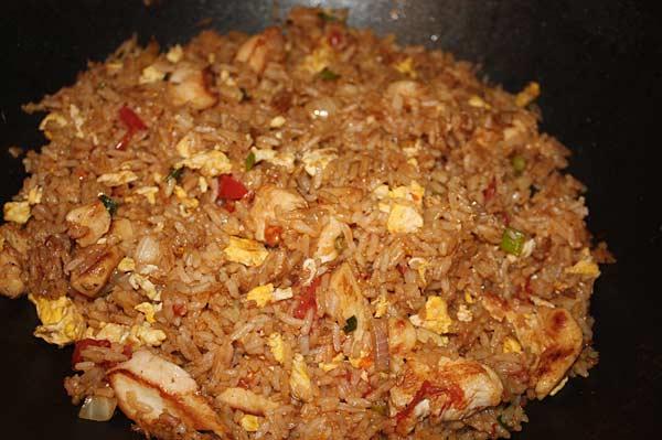 Spokane Dinner Club: Thai Fried Rice