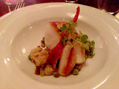 Stitch and Bear - Bijou Bistro - Cod