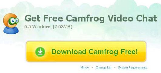 Update Camfrog 6.5