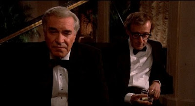 Woody and John in Crimes and Misdemeanors