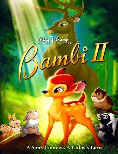 Ver Bambi 2: El Gran Príncipe del Bosque (2006) Online