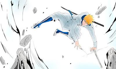Ichigo = Quincy