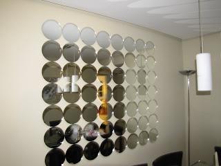 foto de espelho para decoração