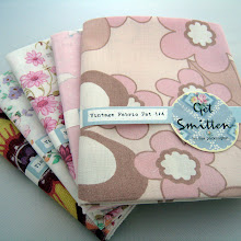 Get Smitten vintage fabric