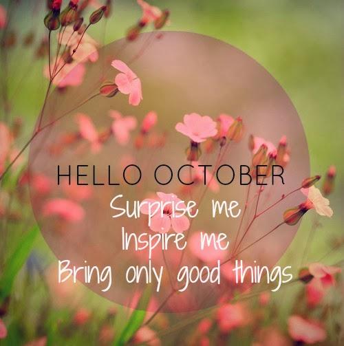 Ferns Plant Pot: Hello October