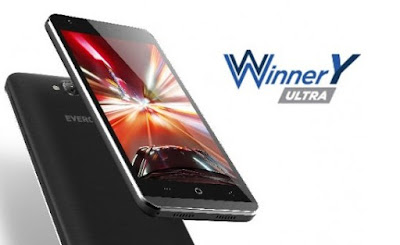 Evercoss Winner Y Ultra, Smartphone Android Murah, dengan RAM 2GB