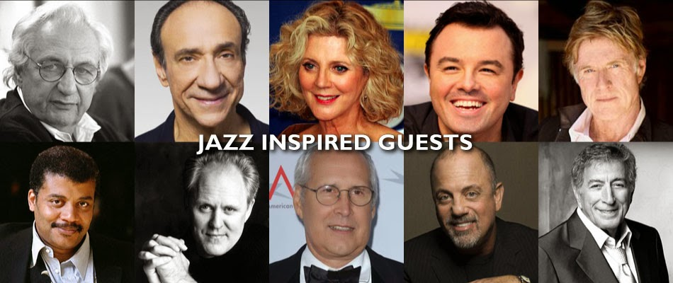 "Judy Carmichael's Radio Show : ""JAZZ INSPIRED"""