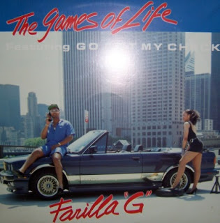 """Farilla """"G"""" – The Games Of Life LP (1990) (320 kbps)"""