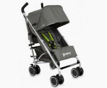 Xe đẩy thời trang Joovy MX - 819 màu xám