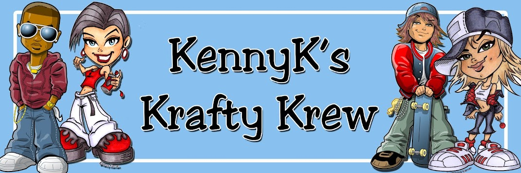 Kenny K&#39;s Krafty Krew.