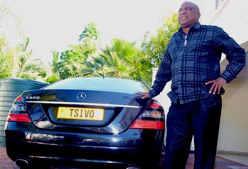 Phillip Chiyangwa Zimbabwean Business Tycoon Mansion Chiyangwa