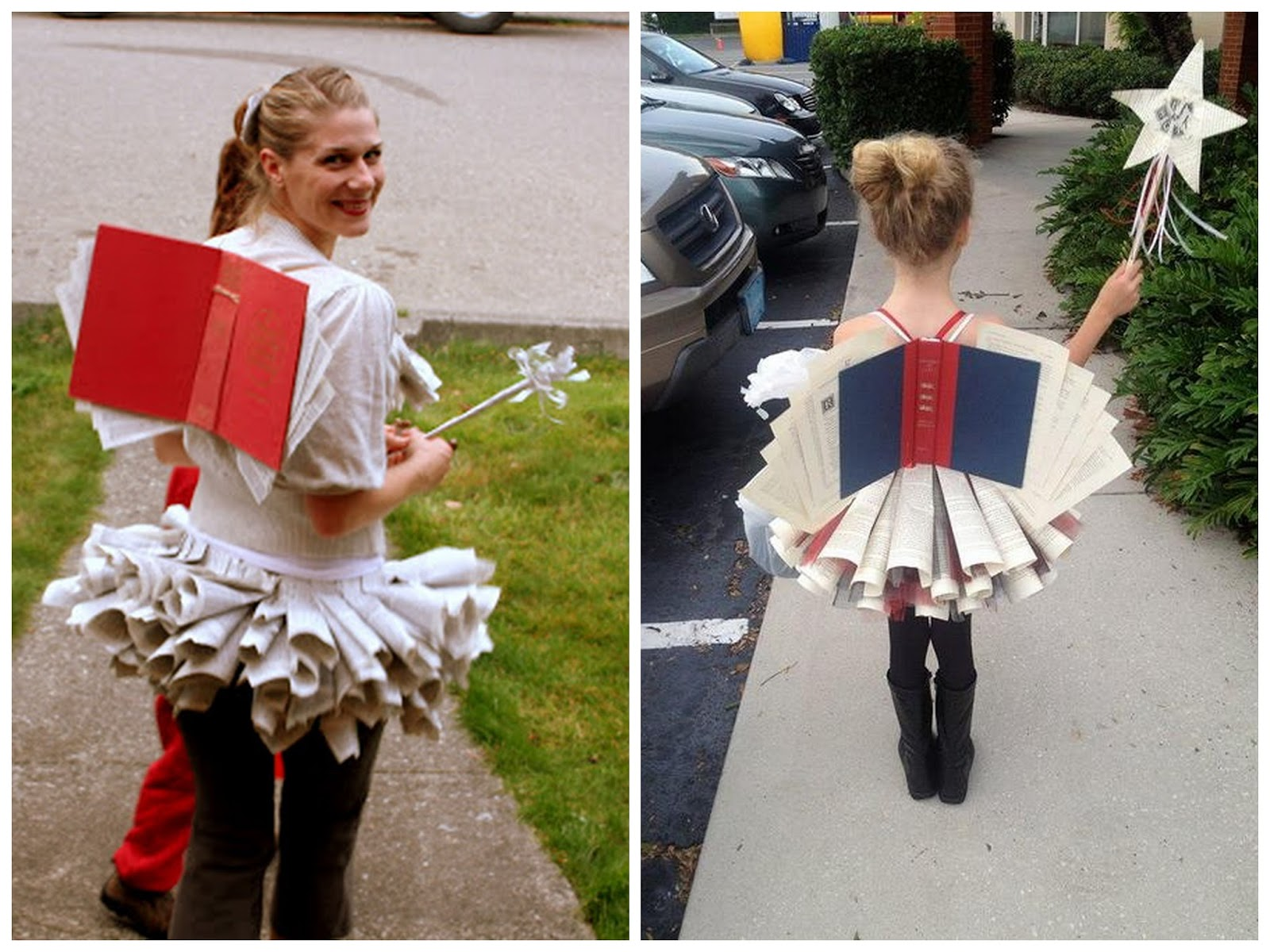 Delicious Reads Book Character Costumes