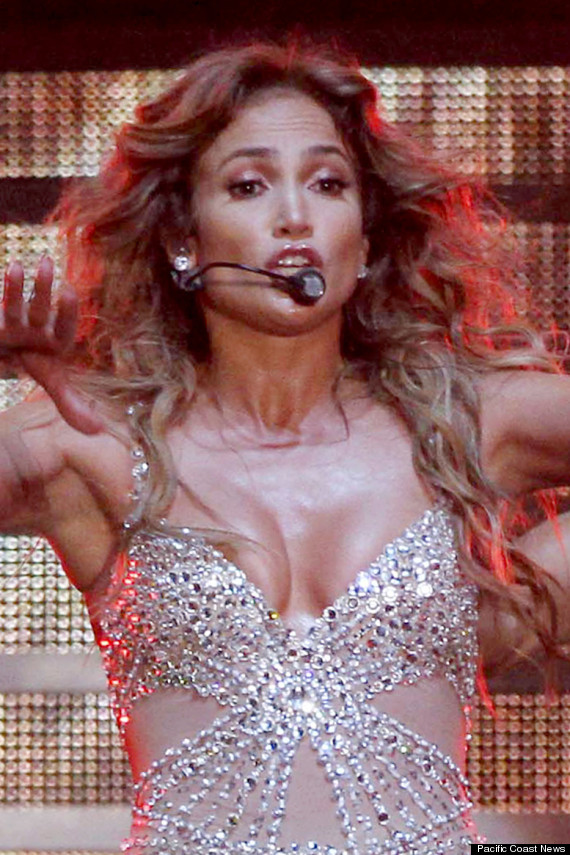 Jennifer Lopez Jlo's Wardrobe Malfunction In Italy