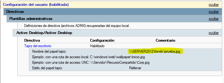 how to create gpo in windows server 2012