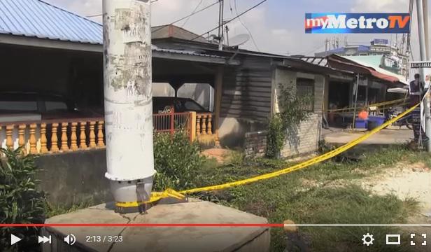 Kes Bunuh Budak 4 Tahun: Lelaki Kantoi Kerana Nak Pinjam Cangkul