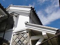 ナマコ壁の蔵