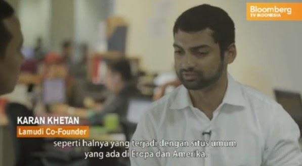 karan khetan Lamudi Co-Founder Indonesia