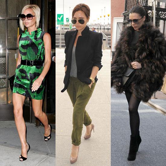 Miss Eva : Fashion ins... Victoria Beckham Style