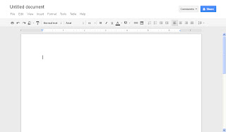 How to create a Google Document ScreenShot