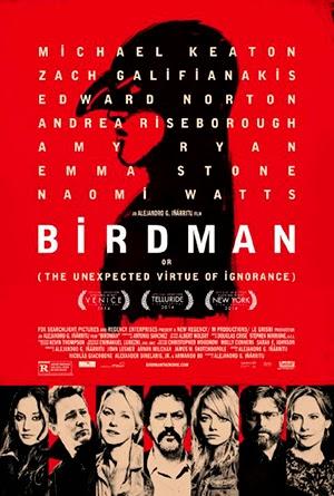 Poster Birdman 2014