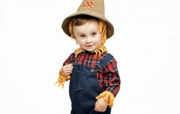 disfraces caseros ninos 2 anos