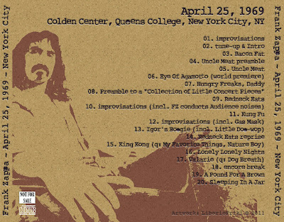 FZ 1969-04-25 New York