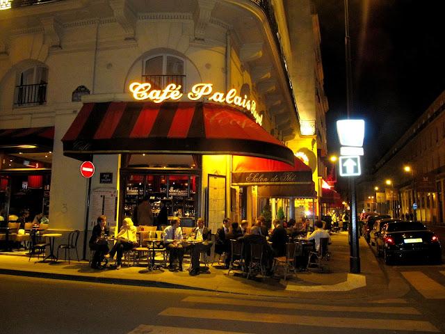 Pariisilainen kahvila