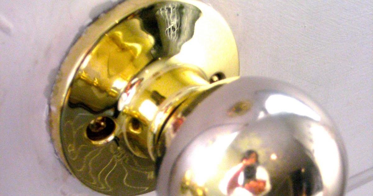 Painting Door Knobs Satin Nickel