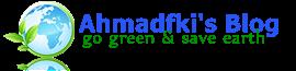 Ahmadfki's Blog