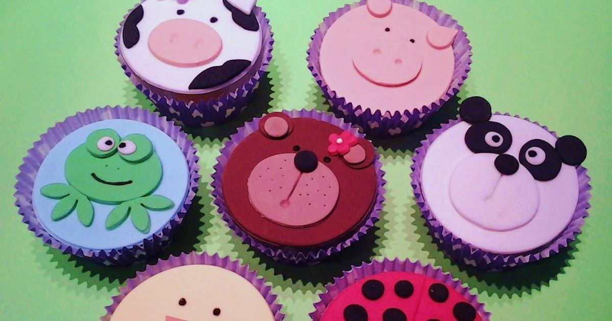Corso Di Cake Design Milano Groupon : Zuccherosamente...: Animals cupcakes - Corso di cake ...