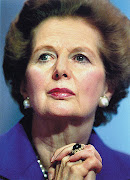 "Margaret Thatcher R.I.P ""We want a society where people are free to make ."