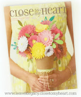Close To My Heart 2016-2017 Annual Inspirations  Idea Book