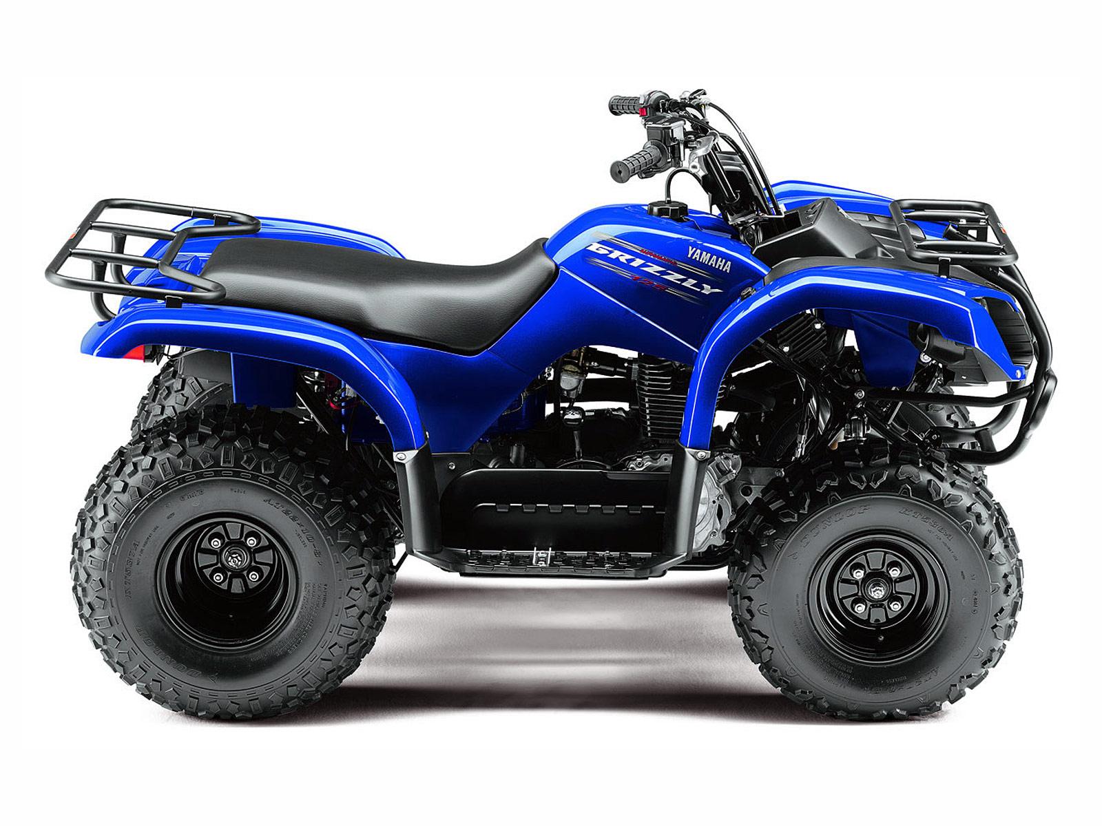 Yamaha Breeze Atv