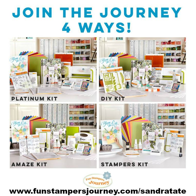 Click Here to Join My Bloomin' Craftanistas Team