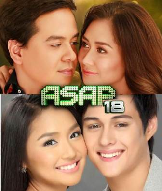 ASAP 18 Celebrates Kathryn and Enrique's Birthday Plus Sarah-Lloydie (March 24)