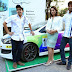 Upasana Launches Volkswagen Polo R Cup Event Photos