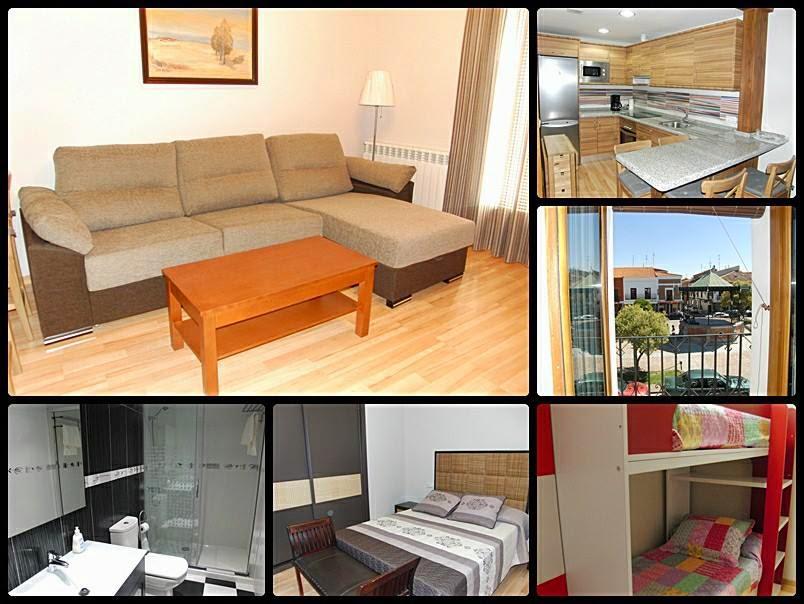 Viajes toursan apartamentos tur sticos plaza de espa a for Licencia apartamento turistico madrid