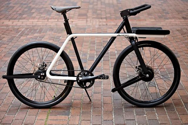 自転車コンペで優勝したDennyが色々捗りそうで素敵