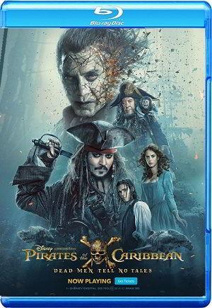 Pirates of the Caribbean Dead Men Tell No Tales 2017 WEB-DL 720p 1080p