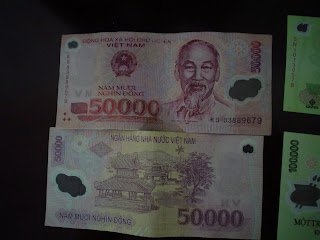 Currency Vietnam. Vietnam Dong