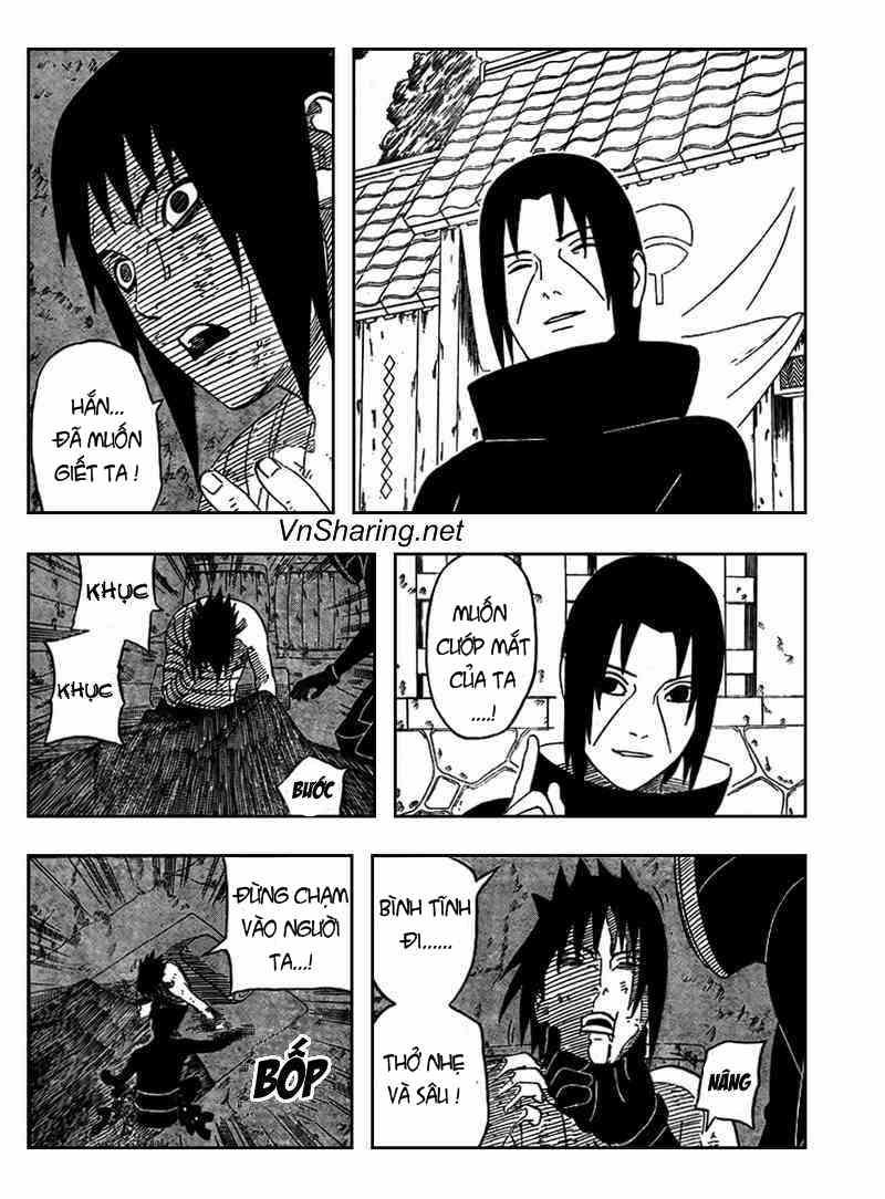 Naruto chap 398 Trang 8 - Mangak.info