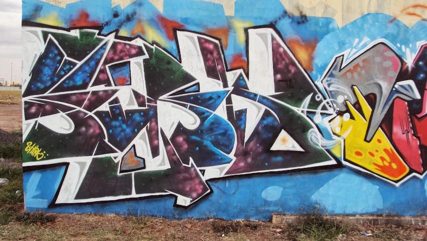 grafiteiro stark