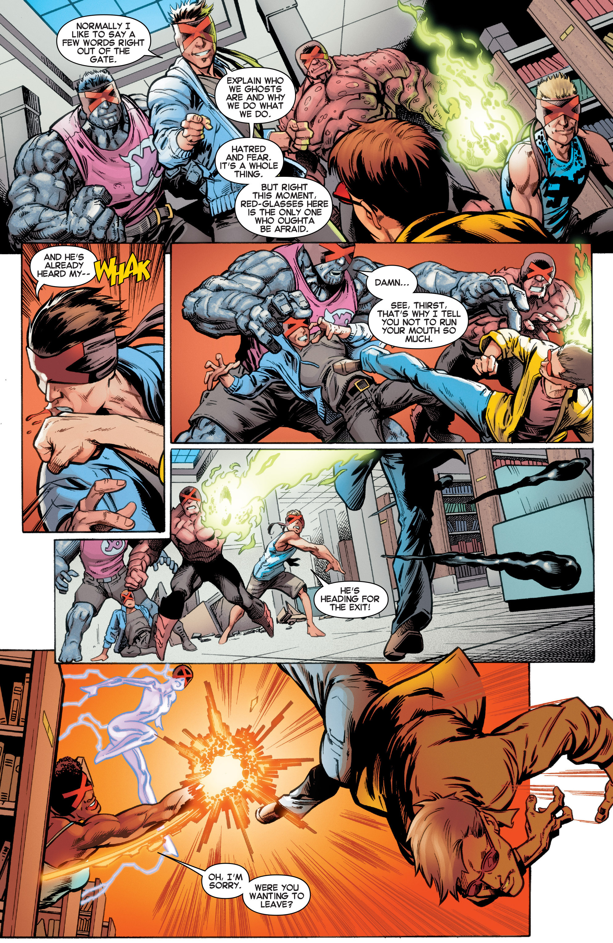 All-New X-Men (2016) Issue #1 #2 - English 17