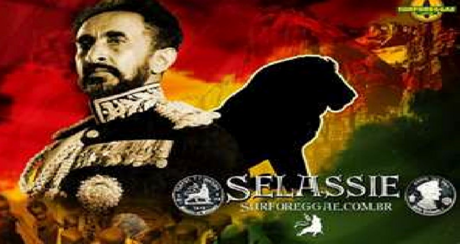 haile selassie i lion shola adebowale com africa in the ...